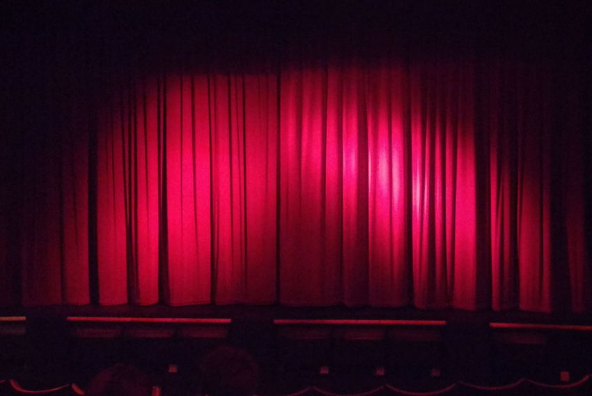 Gorgeous red velvet cinema screen curtains Arts Culture And Entertainment Curtain Red No People Nightlife Cinema Stage Curtains Theater Theatre First Eyeem Photo EyeEmNewHere Breathing Space