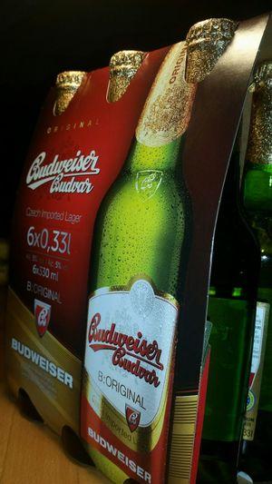 Budweiser Beer Czech Beer Original Relaxing