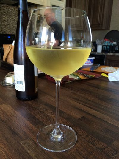 Making dinner Home Sweet Home Food And Drink Life Is Good! Wineglass Alcohol Table Looking Through My Glass Wine Moments