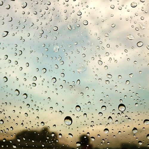 There will be clear skies, after every pouring rain.☔☔☔ Rain Raindrops Nature Season  Sky Day Beauty In Nature Travel Photo Travelphotography Philippines Itsmorefuninthephilippines Randomshot Rainy Day Nature Tripping Eyeem Philippines Colour Of Life Sunset Landscape Manila Weather