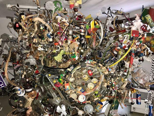 Large Group Of Objects Abundance Metal Bicycle Variation No People Scrap Metal Industry Indoors  Clock Day Hobbyphotography Hobby KLIMPI KLIMPERATOR Klimpi-klimperator