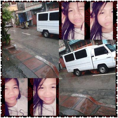 Since are Weather is Rainy So Lemme Take A Selfie ? Gusto ko ng iphone6 ? HoHoHo! ?