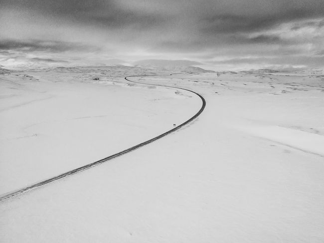 Road in winter Aerial Shot DJI Mavic Air Drone  Iceland Iceland Memories Mavic Air Nature Road Beauty In Nature Cloud - Sky Cold Temperature Day Environment Iceland Trip Iceland_collection Landscape Mavic Nature No People Non-urban Scene Outdoors Scenics - Nature Sky Snow Snowcapped Mountain Tranquil Scene Tranquility Winter Adventures In The City