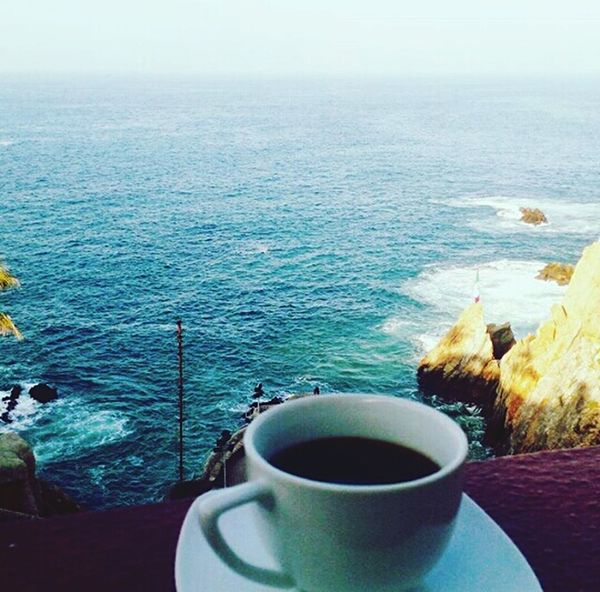 Acapulco Coffee Time Moments Of My Life Mexico