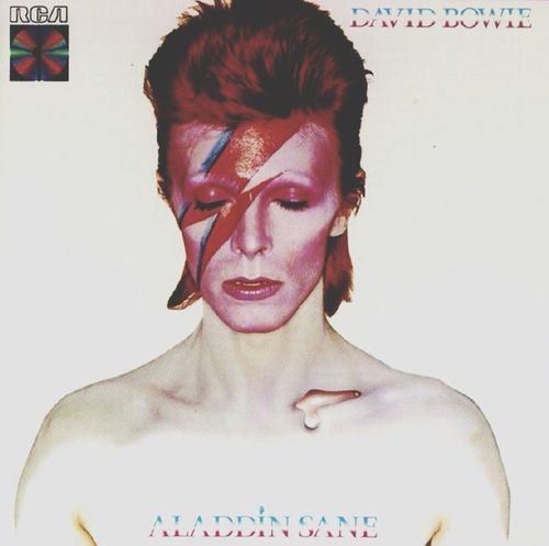 David Bowie Ziggy Stardust Bowie Music Starman