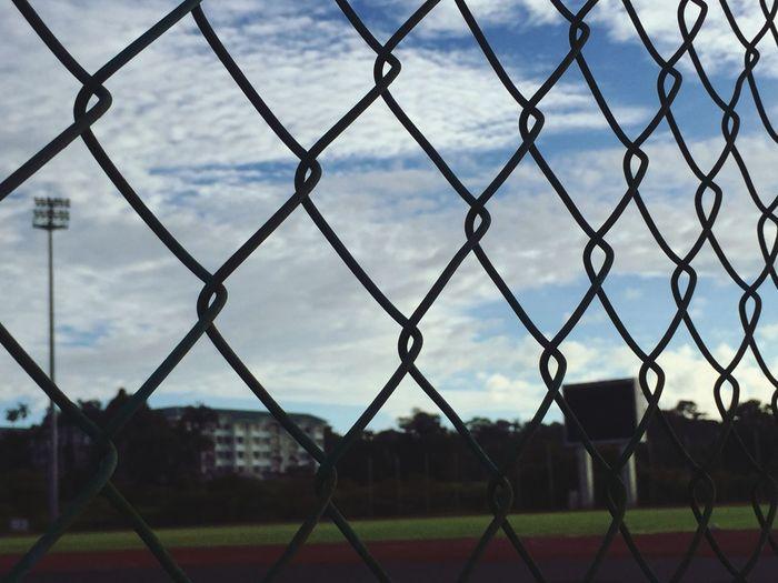 Gate View Stadium Noontime