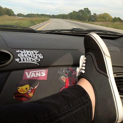Roadtrip with @moonmanpham Skinnies  DGK Vans DirtyGhettoKids Cosmic