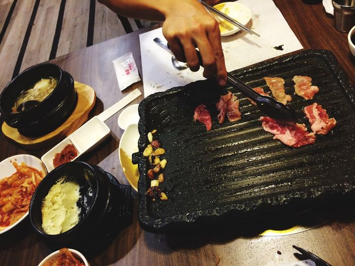 Me, My Camera And I Dinner Korea