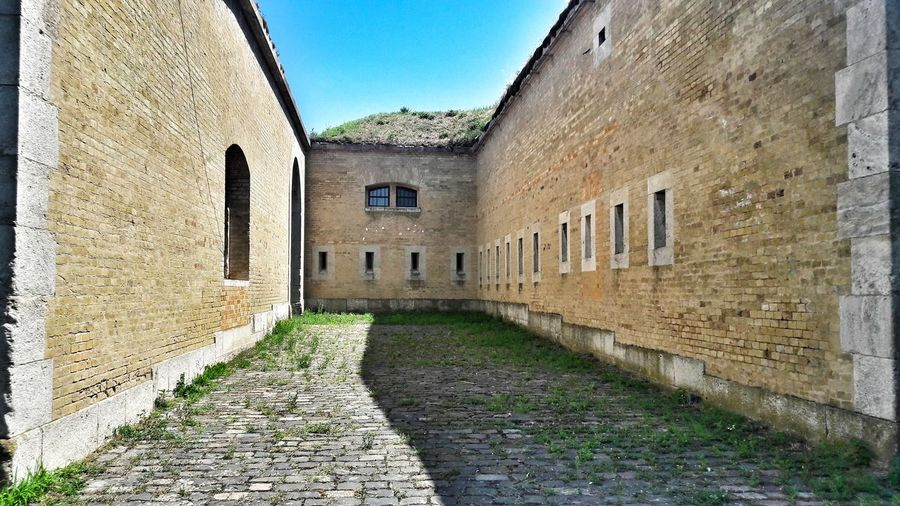 Architecture Building Exterior Built Structure History Roman Romans Komárno Roman Architecture Lapidarium Building Roman Empire Travel Destinations