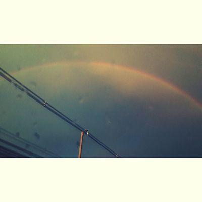 Sunset is my still my favourite, and rainbow is second. ?? 劉爱菲 Rainbow Sunset