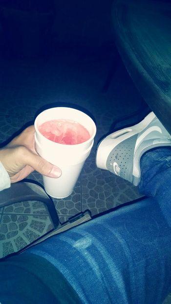 Airmax Codeine Sizzurp Pink Boss Bosslife