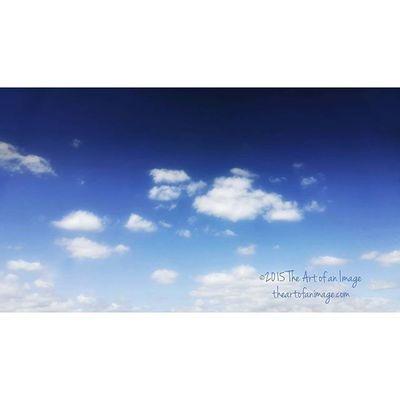 """Azure Air"" September 2015 ☮ www.theartofanimage.com NY Longisland Southshore Eastend roadside blueskies photography photooftheday clouds picturesque instagood bestoftheday picoftheday suffolkcounty meditation peaceful artist art artsy curbside skyline azure theartofanimage"