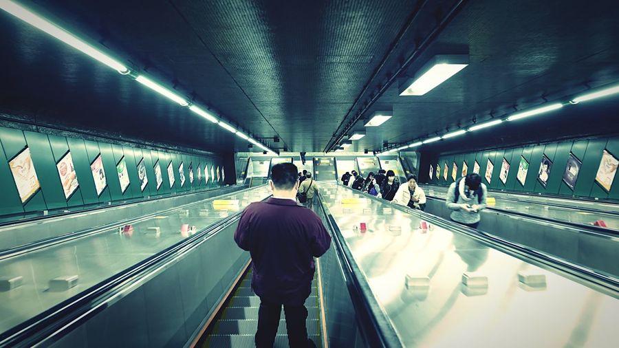 underground HongKong Discoverhongkong Leica Leicaq Streetphotography MTR Hello World EyeEmBestEdits Eyeemphotography EyeEmBestPics EyeEm Gallery EyeEm Best Shots 香港 地下鉄