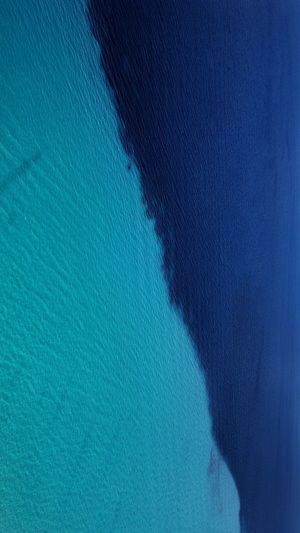 Blue TheWeekOnEyeEM Mavic Pro Dji Drone  Dronephotography Minimalism Minimal Nature Nature Photography Backgrounds Blue Textured  Full Frame Abstract Close-up Green Color Abstract Backgrounds Shore Wave Calm Surf Beach Ocean The Great Outdoors - 2018 EyeEm Awards