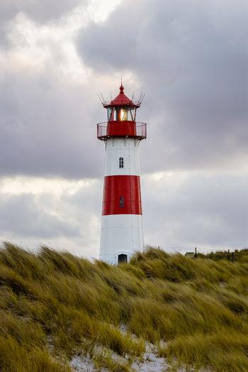 Leuchtturm am ellenbogen