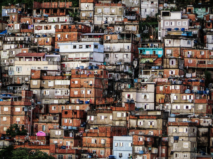 Architecture Brazil Building Exterior City Cityscape Community Crowded Favela Favelabrazil Full Frame Ghetto Outdoors The Week On EyeEm