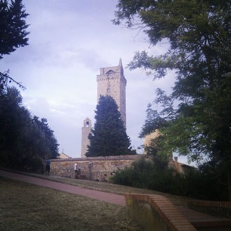 Torri Toscana Sangimignano Brezza freschino benedé