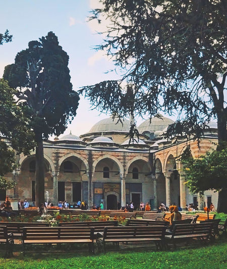 Architecture Outdoors Topkapi Palace Topkapı Sarayı Tourism Travel Destinations Eye4photography  Getting Inspired Taking Photos Our Best Pics From My Point Of View EyeEm Best Shots EyeEm Masterclass Showcase July Sony Xperia Mobile Photography Sony Mobile XperiaM5