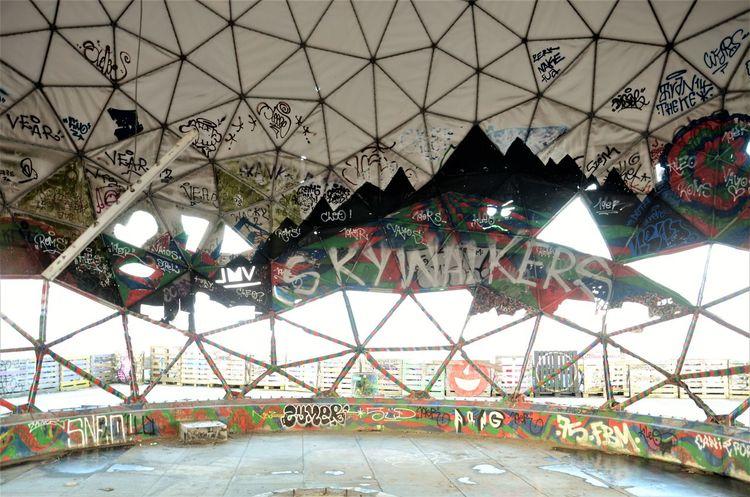 Berlin Berlin Photography Berlin Underground Dome Graffiti Mural Mural Art Murales Radio Tower Streetart Teufelsberg Teufelsberg Berlin Underground Discover Berlin Berlin