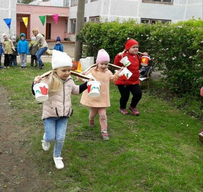 сабантуй Детский сад Child Day садик😃😃😃 Милашка😍💗💞 деткиконфетки🍬🍭