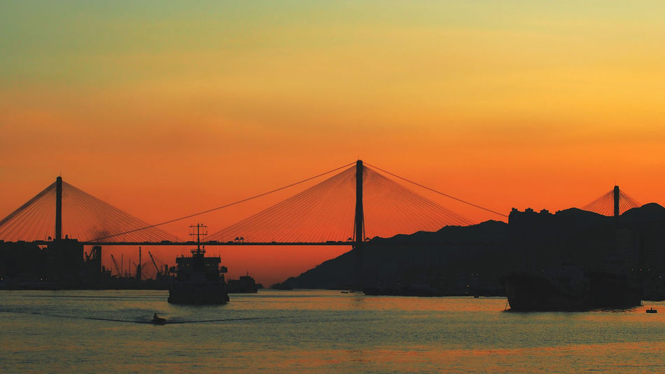 Sunset_collection 43 Golden Moments Fine Art Photography Poetic Tranquility No People Hongkong Discovery Channel Discoverhongkong Hk Style