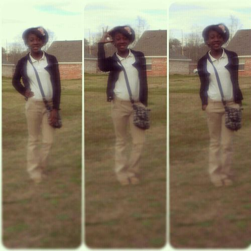 Been Real From Jump , School Flow Tho