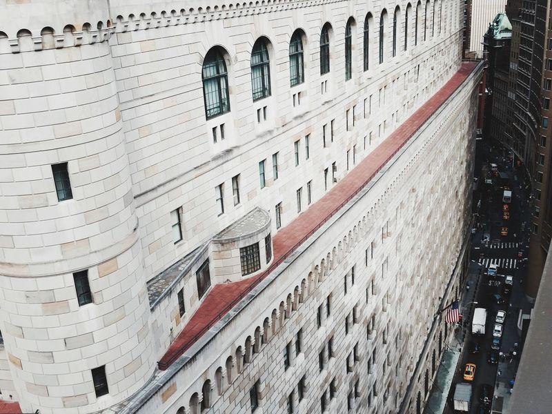 Vanishing point Ny New York City Manhattan Lines Vanishing Point Toproof View