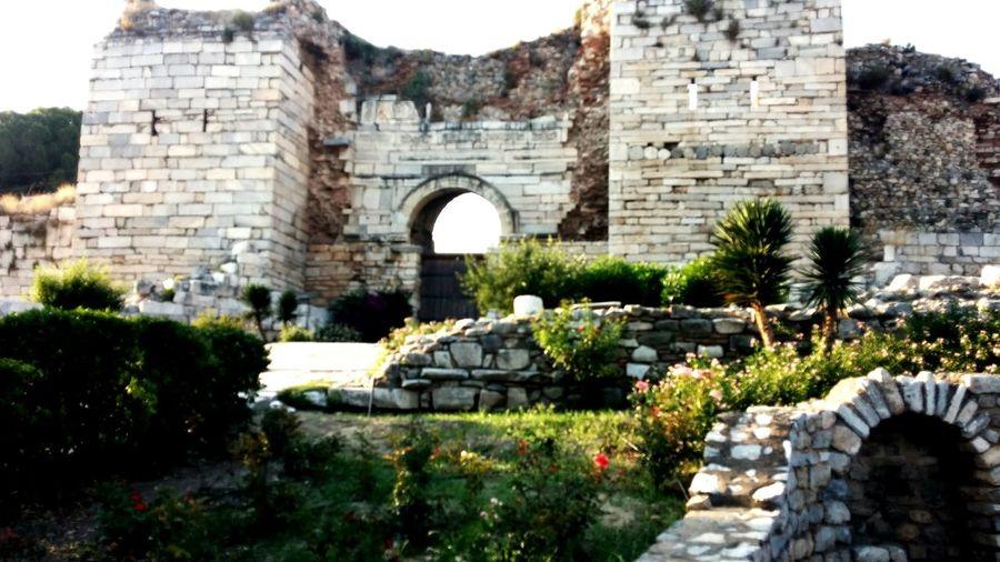 Historical Building Smyrna Mosque