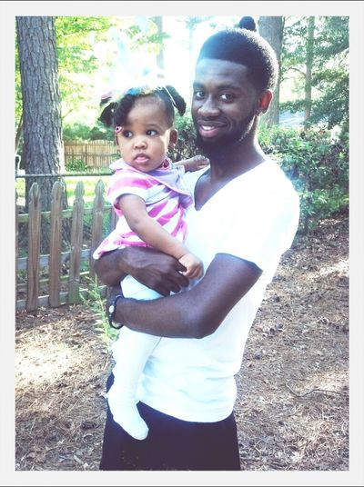 Was Blacc On Here But Holdin Mah Lil Niece