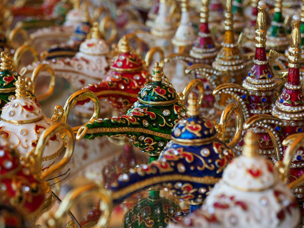 Aladdin Magic Lamp Aladdins Lamp Cappadocia/Turkey Colourful Turkey Abundance Aladdin Art And Craft Belief Close-up Craft Creativity Cultural Heritage Lamps Large Group Of Objects Magic Lamp Magical Light Multi Colored Mysterious Mystery Pattern Religion Story Time Traditional