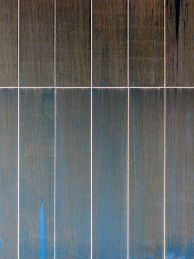 metal rusty finish cladding Backgrounds Close-up Day Full Frame Indoors  Metal Cladding Metal Sheet Metal Textures Nature No People Pattern