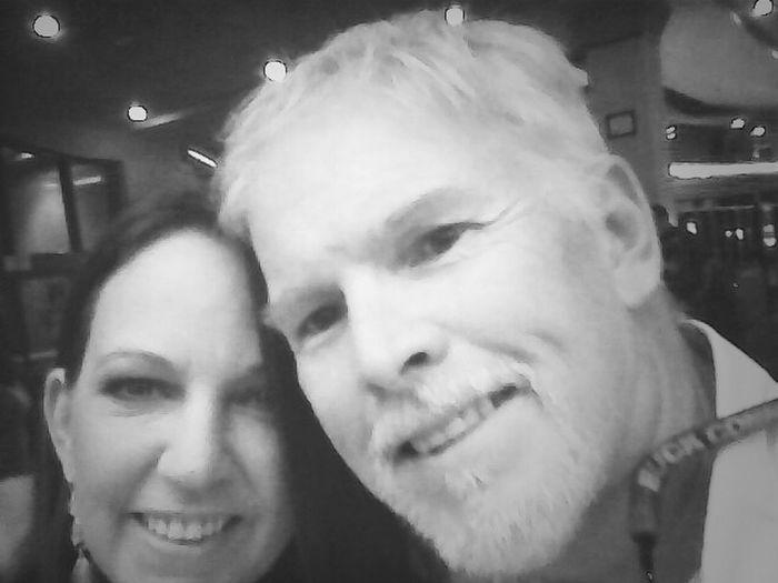 selfie with hubby!! Quality Time Enjoying Life Hi! Having Fun
