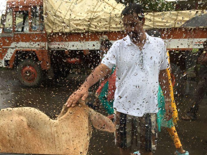 on the way BaraTang of Andaman & Nicobar Pet Portraits