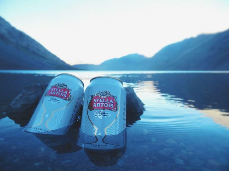 good shot📷🍺🍻 Mountain Nature Chile Nature Like Embalse El Yeso Beer Stella