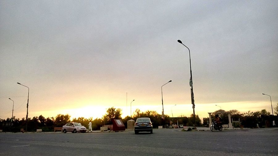 Starting A Trip Zee Collection Sunset #sun #clouds #skylovers #sky #nature #beautifulinnature #naturalbeauty #photography #landscape Taking Photos Mobilephotography
