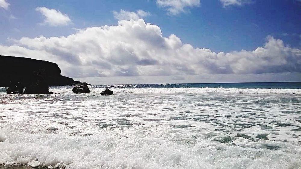 The Great Outdoors - 2015 EyeEm Awards Fuerteventura Sommer2014 Enjoying Life Sun ☀ Canarias