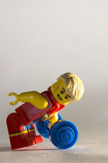 Lego minifigures Olympics 2012 Childhood Close-up Indoors  LEGO Lego Minifigures Legominifigures Multi Colored No People Olympics 2012 Studio Shot Toy White Background Yellow This Is Masculinity