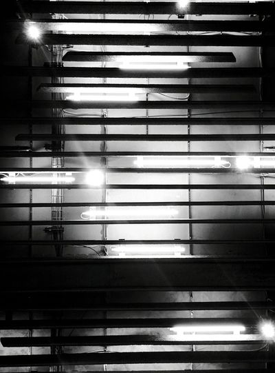 Day 287 - Ceiling lines Berlin Lights Minimalism Lines Blackandwhite 365project 365florianmski Day287