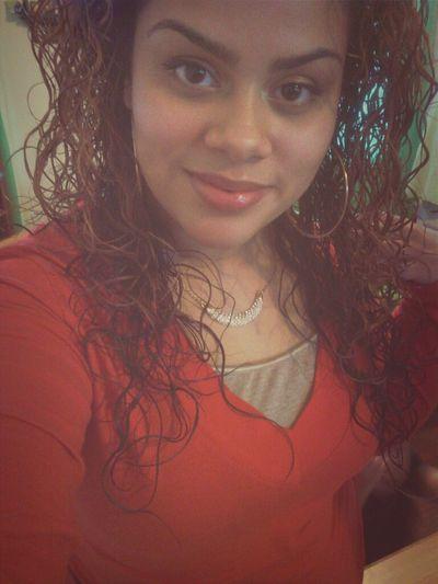 Curly Hair ; )