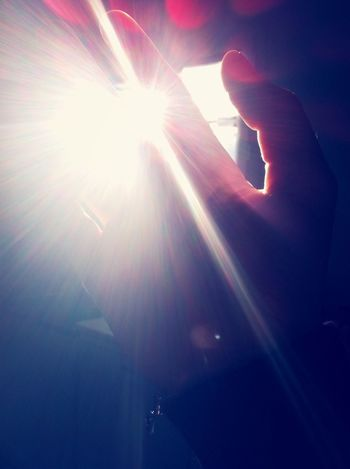 Sun Hand Cool Secondpicture