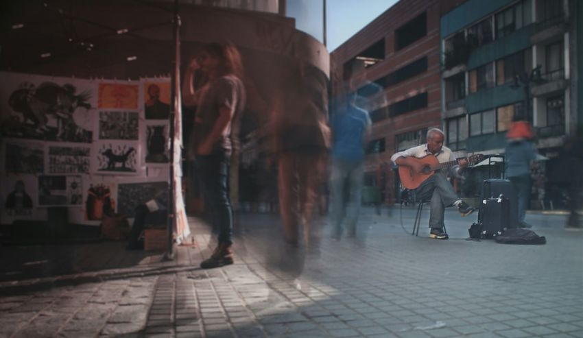 Learn & Shoot: Layering Sound Of Life Keepmoving Music Eyeemphotography EyeEm Gallery Chile Capture The Moment