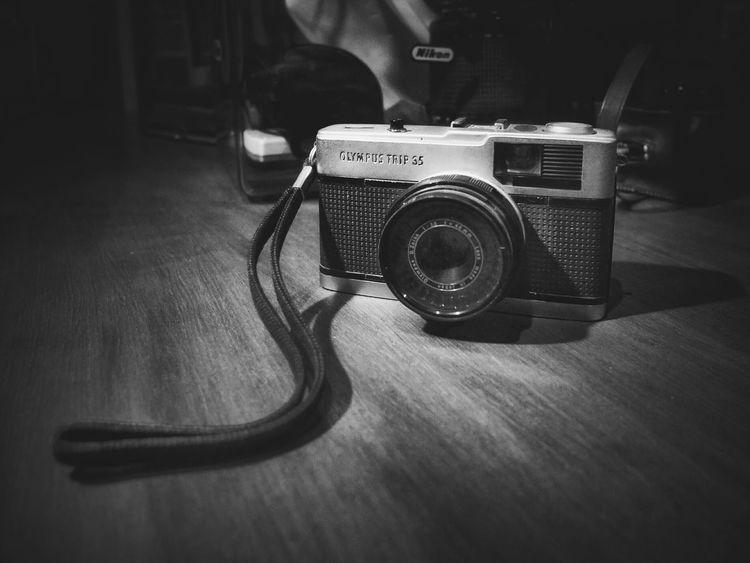 I had my days EyeEm Best Shots - Black + White EyeEmbestshots Eye4photography  Black & White Monochrome Taking Photos Vintage Olympus Olympus Photography Playground EyeEmBestPics #