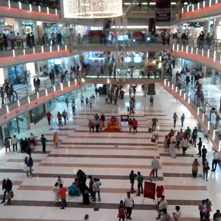 Mall India Thane Peoples