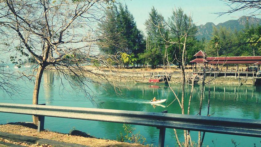 Turquoise By Motorola Turquoise Water Reflections Malaysia Langkawi Island Follow4follow Newbie