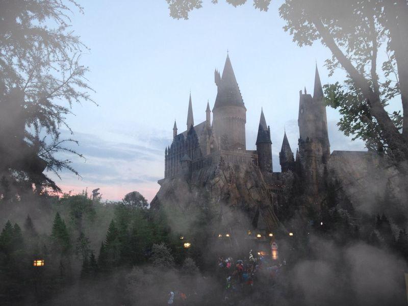 At Hogwarts Hogwarts Harry Potter Universal