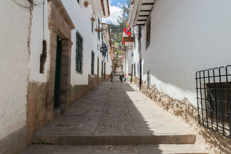 Incas Infinity Old Town Old Town Building Perspective Street Streetphotography