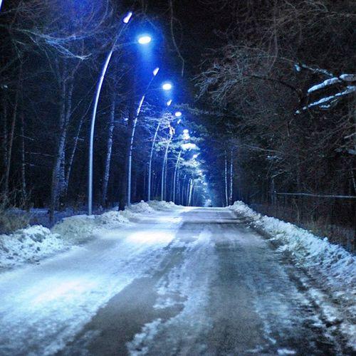 Паркгагарина Ночь
