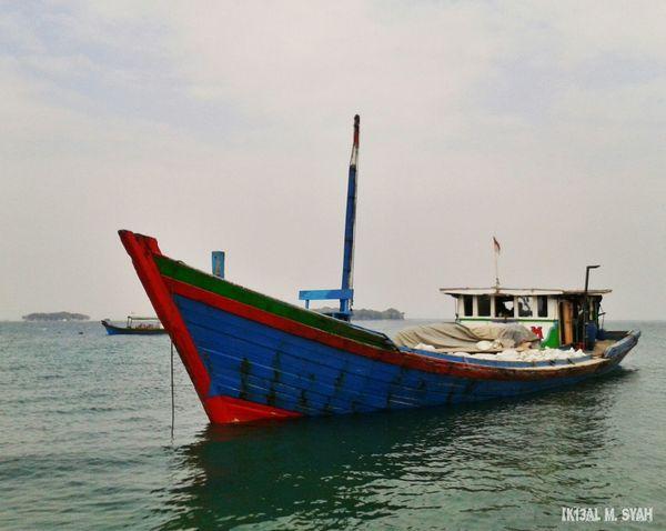 Boat Sea Transportation EyeEm Indonesia