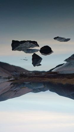 Sunday_flip from Lysekil Water Reflections Sunset Cliffwalk By The Sea Road Trip Snapshots Of Life Beauty Everywhere