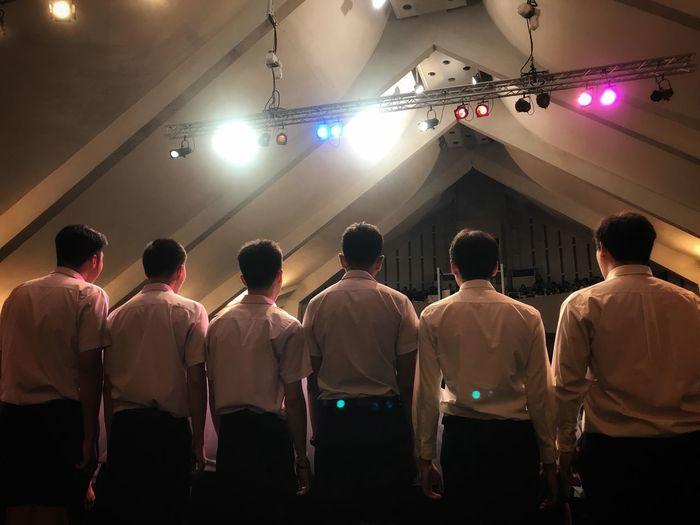 Singers Corus